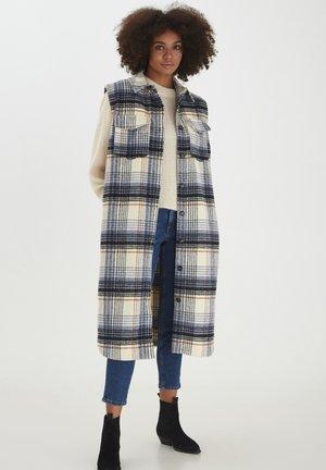 Waistcoat - tapioca