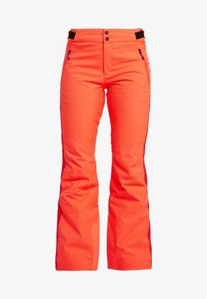 MAILA - Spodnie narciarskie - red