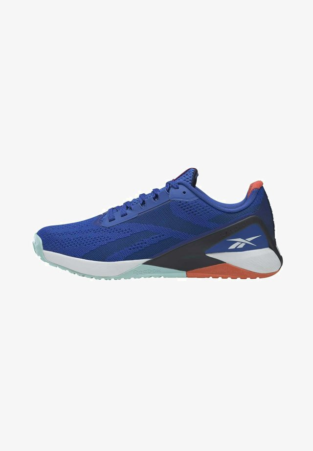 Scarpe da fitness - blue