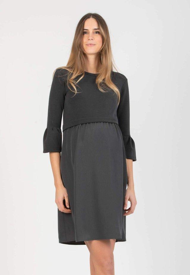 ILARIA - Korte jurk - grey