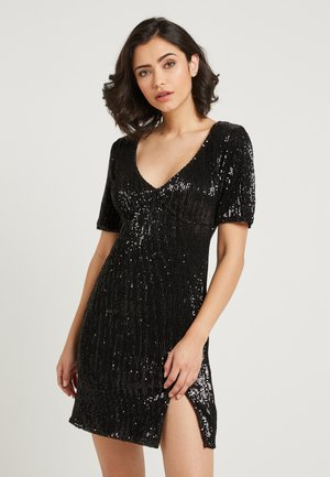 ZALANDO X NA-KD - Cocktail dress / Party dress - black