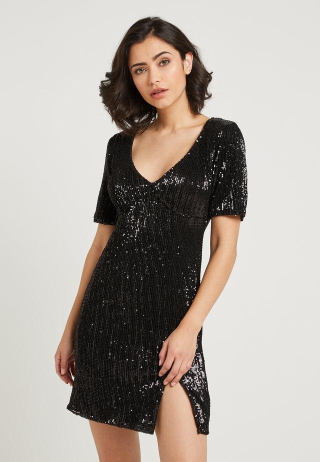 ZALANDO X NA-KD - Cocktailkleid/festliches Kleid - black