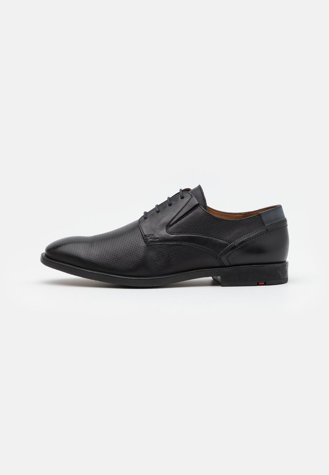 KELSAN - Zapatos de vestir - black/pacific