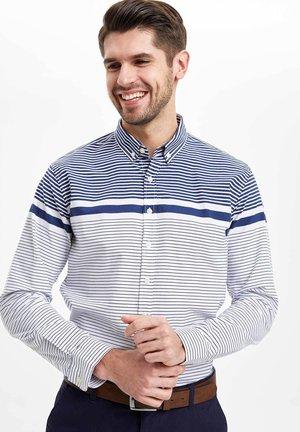 Formal shirt - indigo
