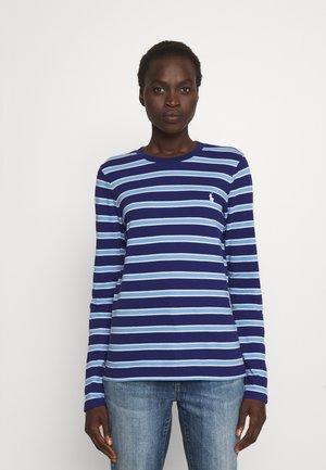 LONG SLEEVE - Long sleeved top - fall royal/nevis/sky blue