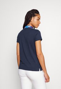 Polo Ralph Lauren Golf - FASHION SLEEVE - Polo shirt - french navy/porcelain floral - 2