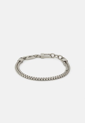 SENTIMENTAL - Necklace - silver-coloured