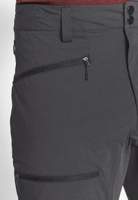 Haglöfs - LITE FLEX PANT MEN - Outdoor trousers - magnetite - 4