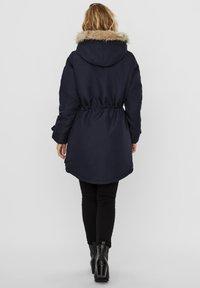 Vero Moda - Winter coat - navy blazer - 2
