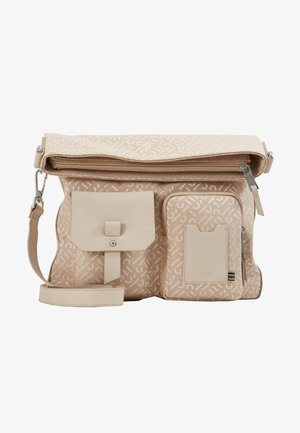 COY - Handväska - beige
