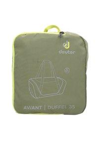 Deuter - Weekend bag - khaki - 6