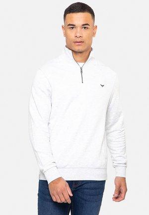 Sweatshirt - ecru marl