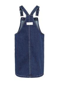 WE Fashion - SALOPETTE - Denim dress - blue - 1