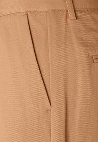 Filippa K - STACEY TROUSER - Kalhoty - copper - 2