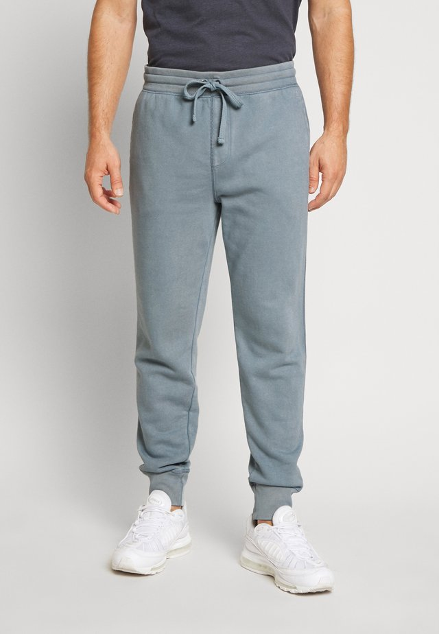 Tracksuit bottoms - pacific blue