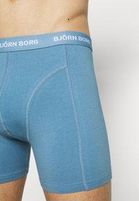 Björn Borg - NORDIC CAMO SAMMY 7 PACK - Culotte - skyway - 4