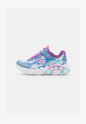 RAINBOW RACER - Trainers - blue