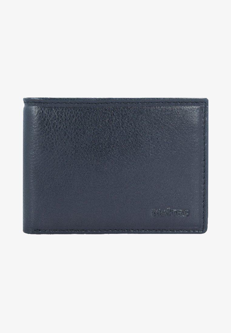 Maître - GRUMBACH GERNO - Wallet - black