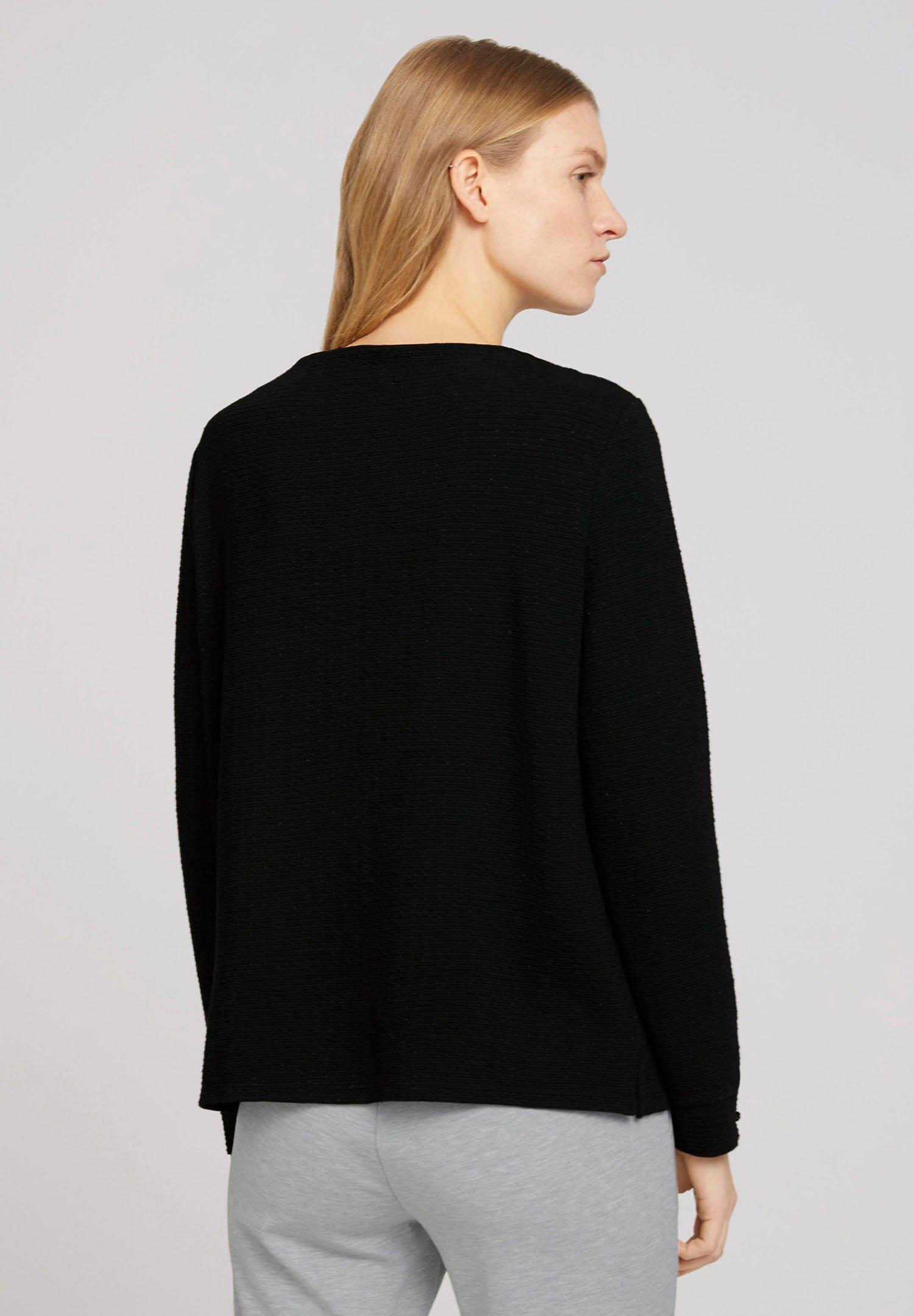 Femme MIT GLITZER - Sweatshirt