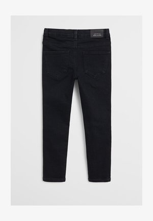 SKINNY JEANS - Jeans Skinny Fit - black denim