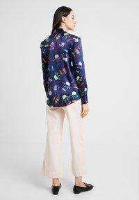 van Laack - CARRY - Button-down blouse - purple - 2