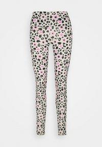 DREAMLAND  - Leggings - neon pink