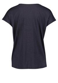 Cartoon - Print T-shirt - dunkelblau/grau - 4