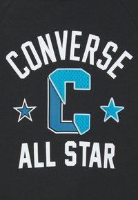 Converse - COLLEGIATE CREW - Sweatshirt - black - 2