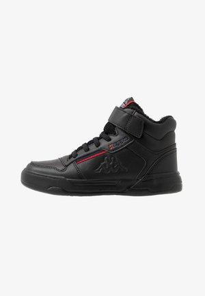 MANGAN II ICE - Zapatillas de entrenamiento - black/red