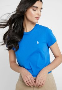 Polo Ralph Lauren - Basic T-shirt - spa royal - 5