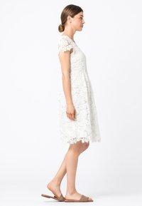 HALLHUBER - Vestito elegante - offwhite - 2