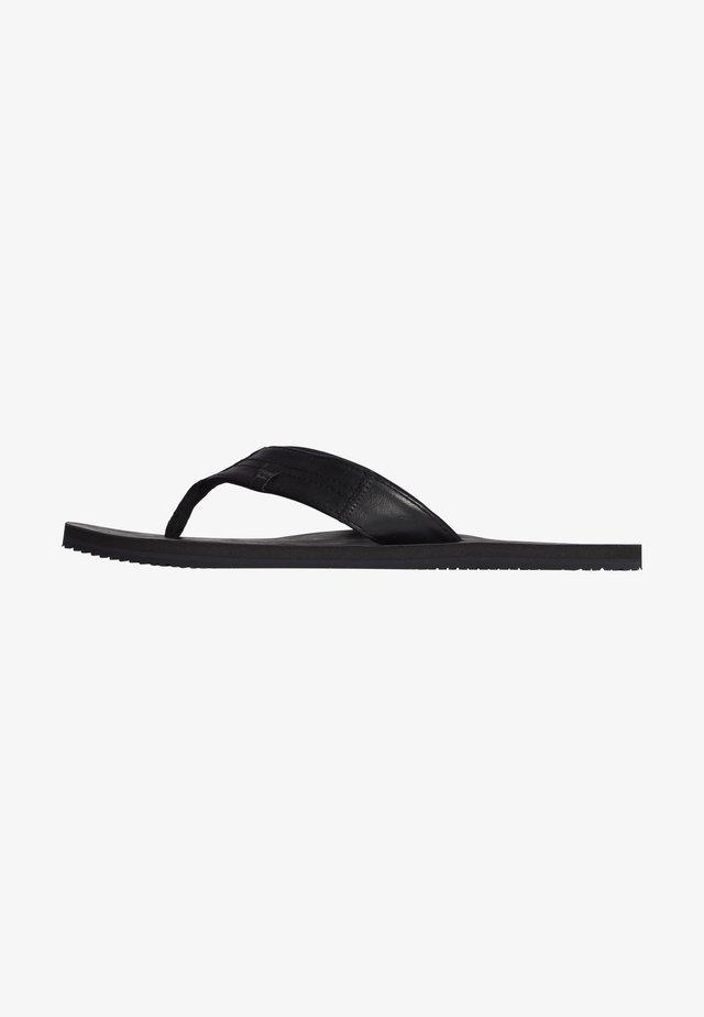 SEAWAY CLASSIC  - T-bar sandals - black