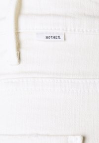 Mother - THE HUSTLER ANKLE FRAY - Bootcut jeans - cream puffs - 2