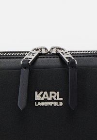 KARL LAGERFELD - IKONIK LAPTOP UNISEX - Notebooktasche - black - 5