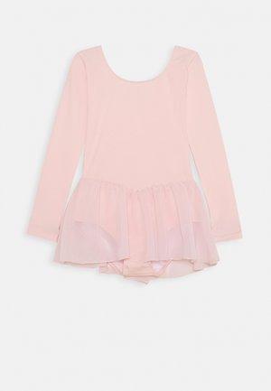 BALLET LONG SLEEVE DRESS PETAL - Sports dress - light pink