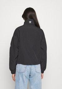 adidas Originals - Training jacket - black/white - 2