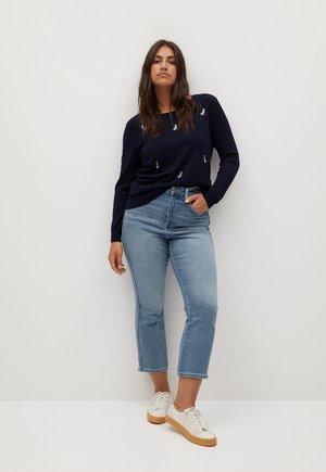 Sweatshirt - dunkles marineblau