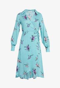 Levete Room - GRITA - Denní šaty - adriatic blue combi - 4