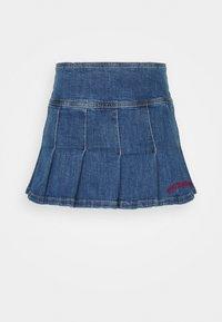 BDG Urban Outfitters - KILT SKIRT - Minijupe - dark vintage - 3