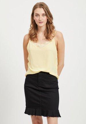 VIMERO SINGLET - Top - mellow yellow