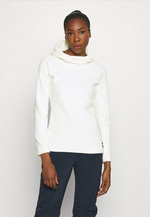 SOLO - Kapuzenpullover - powder white