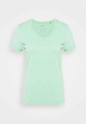 CROSSTRAIL WOMEN - Basic T-shirt - pacific green