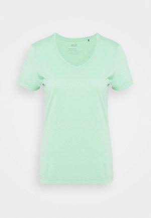 CROSSTRAIL WOMEN - T-Shirt basic - pacific green