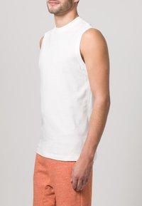 Schiesser - AMERICAN 2 PACK - Camiseta interior - weiß - 2