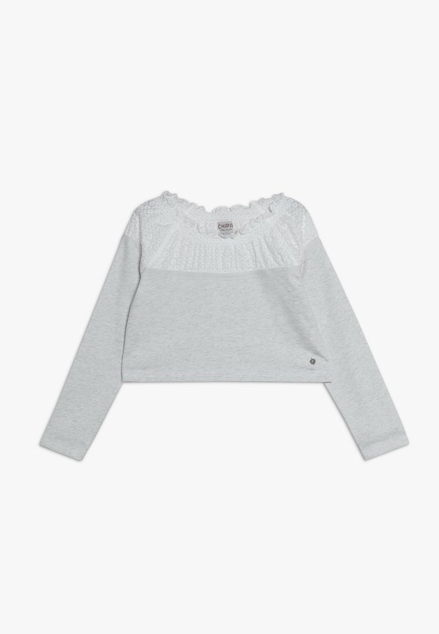 SWEAT - Sweatshirts - blanc
