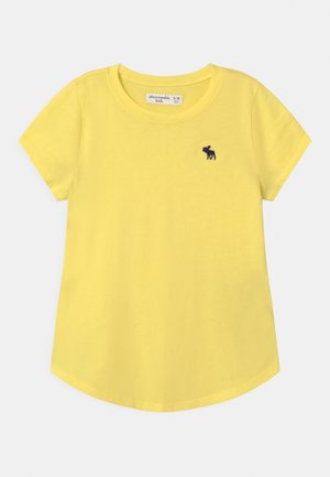 CORE CREW - Basic T-shirt - yellow