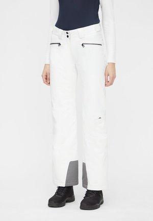 Spodnie narciarskie - white