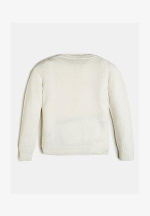 Sweatshirt - mehrfarbig beige