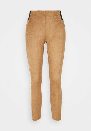 VMCAVA - Legging - tobacco brown