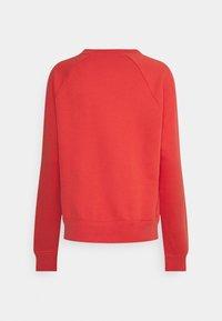 Nike Sportswear - CREW - Sweatshirt - magic ember/white - 1